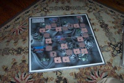 Folding Game Board 4 Steps Instructables