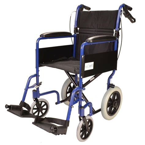 Folding Lightweight Travel Wheelchair Betterlife from