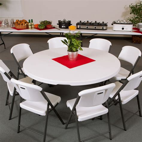 Folding Tables And Chairs Round Tables