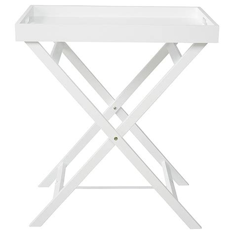 Folding Tray Table White Target Australia