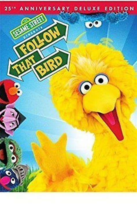 Follow That Bird 25th Anniversary Deluxe Edition DVD Review
