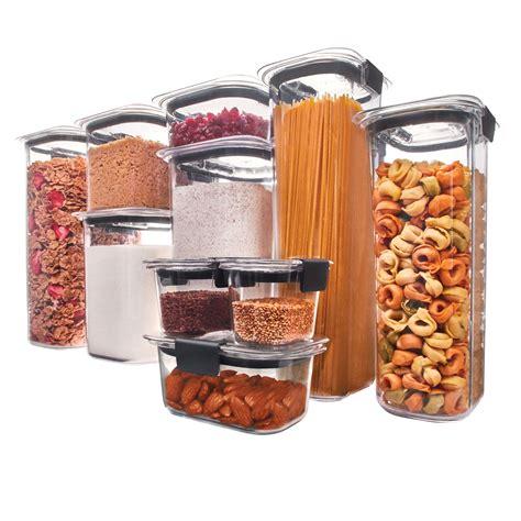 Food Storage Kitchen Storage Storage Containers