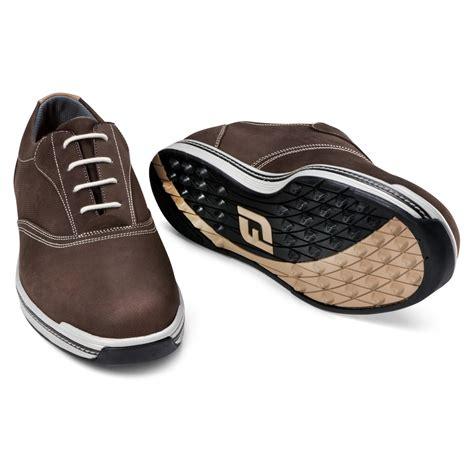 FootJoy Mens Contour Casual Spikeless Golf Shoe TGW