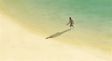 For The Red Turtle Studio Ghibli Looks West for an