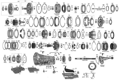 ford f550 pto wiring diagram images ford e4od 4r100 makco transmission parts