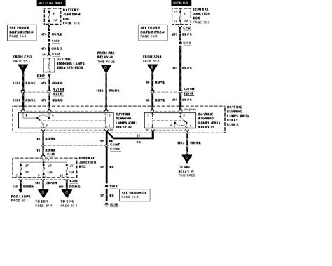 ford f headlight wiring diagram images ford f 250 headlight wiring diagram ford