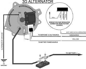 alternator wiring diagram internal regulator images xy alternator ford internal regulator alternator diagram ford circuit