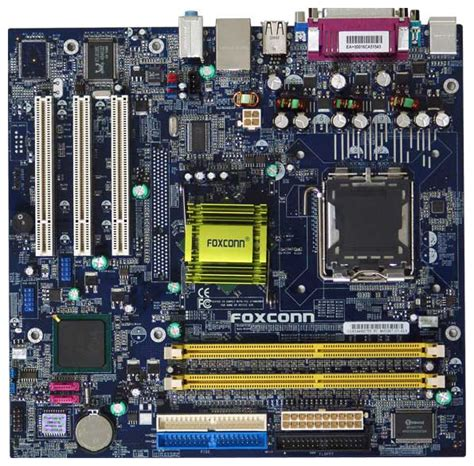 Foxconn PRODUCT Motherboard Details