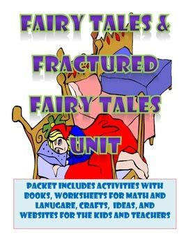 Fractured Fairy Tales Unit