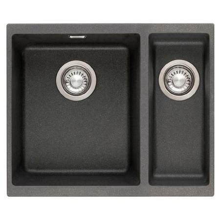 Franke Sirius 1 5 Bowl Black Composite 1 5 Kitchen Sink