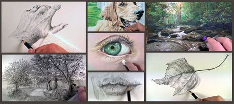 Free Art Lessons and Tutorials TheVirtualInstructor