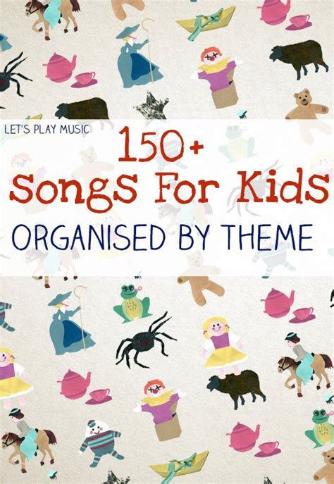 Free Children s Music Videos by Subject Free Songs For Kids