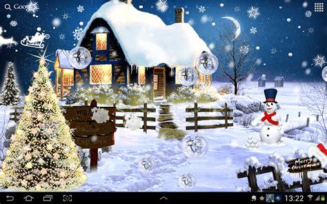 Free Christmas animated video desktop wallpapers
