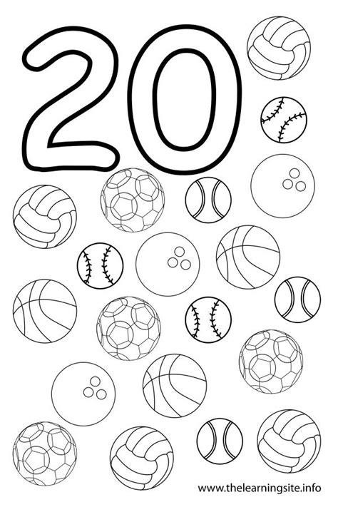 Free Coloring Pages 1 20