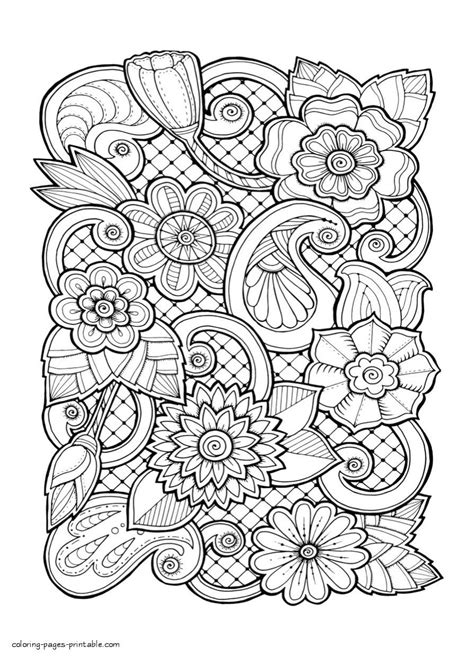 Free Coloring Pages Printable Coloring Pages