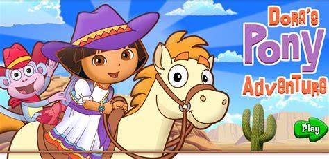 Free Dora the Explorer Games For Girls