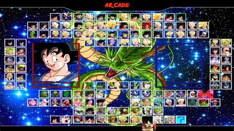 Free Dragonball Z MUGEN Edition Download Acid Play