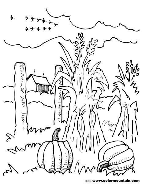 Free Fall Leaf Coloring Pages for Family Road TripSavvy