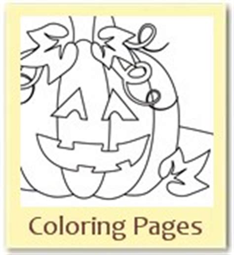 Free Halloween Coloring Pages Holiday Crafts and Creations