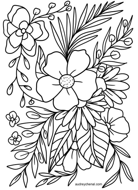 Free Online Coloring Colouring Pages Page 1