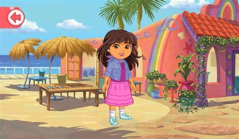 Free Online Dora Games For Girls Dress Up Games