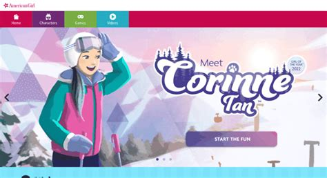Free Online Games Stories and Play American Girl
