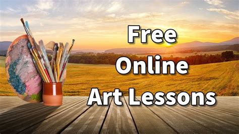Free Online Painting Course Painting and Drawing Video