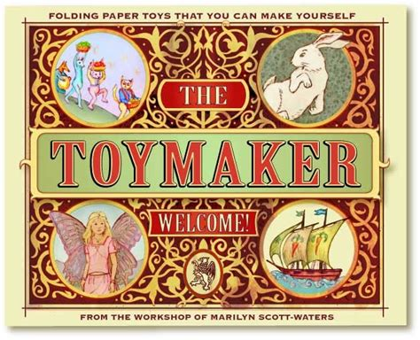 Free Paper Toys From The Toymaker