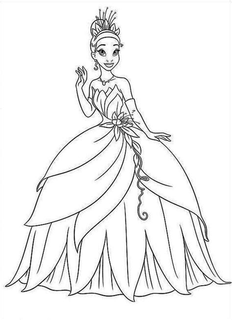 Free Princess Printables Princess Coloring Pages and more