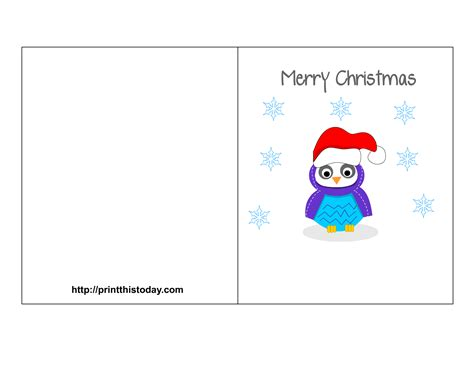Free Printable Christmas Cards Stationery and More