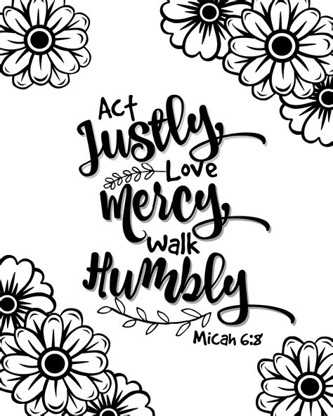 Free Printable Scripture Verse Coloring Pages What Mommy