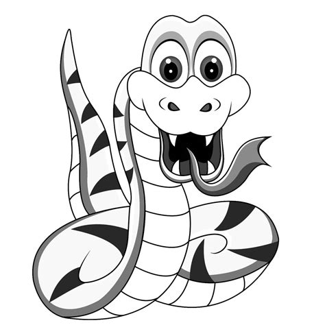 Free Printable Snake Coloring Pages For Kids Animal Place