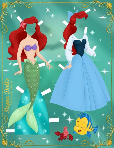 Free Printables for Disney s Animated Movie The Little