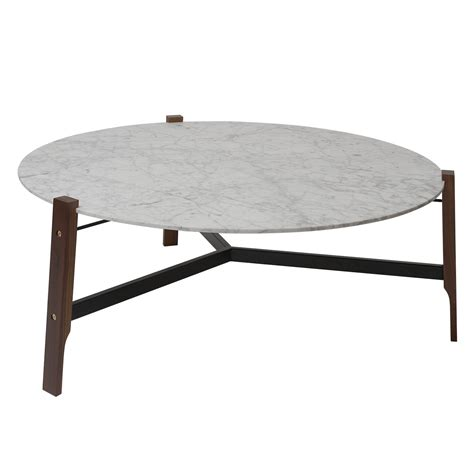 Free Range Coffee Table Round Marble Coffee Table Blu Dot
