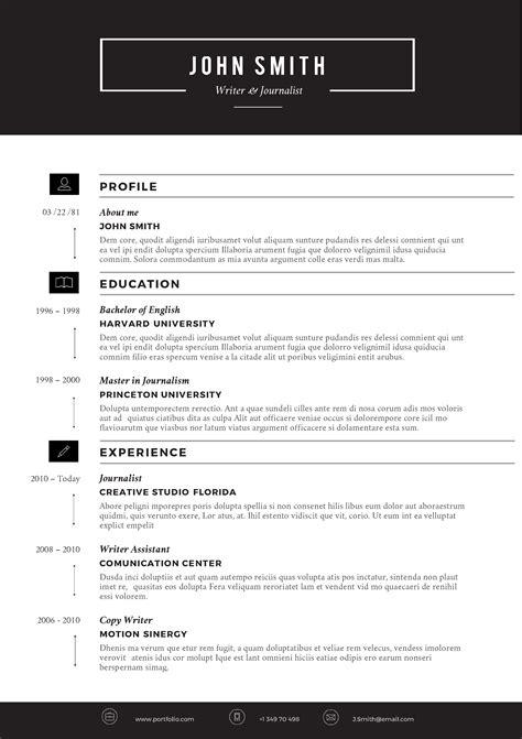 Free Resume Templates Professional Microsoft Word