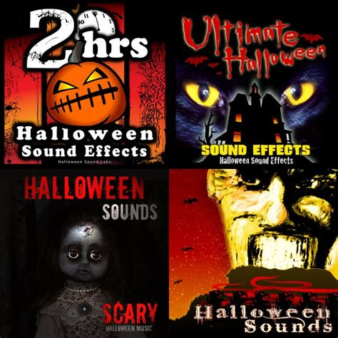 Free Scary Sounds Halloween Sounds Partners In Rhyme