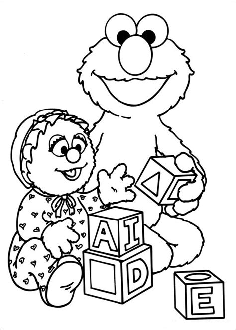 Free Sesame Street and Muppets printables