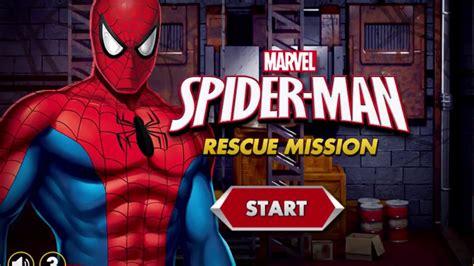 Free Spiderman Games Online at GamesFreak