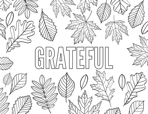Free Thanksgiving Coloring Pages Free Printable Coloring Pages