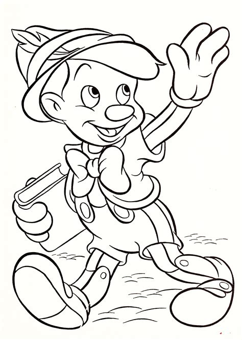 Free disney Coloring Pages disney characters coloring pages