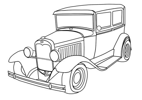 Free kids coloring book pages Cars coloring pages