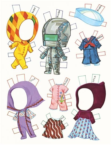 Free printable paper dolls the ultimate collection from