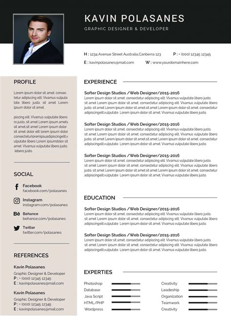 Free resume examples samples in various online formats