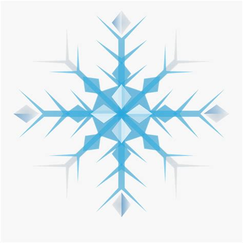 Free to Use Public Domain Snowflakes Clip Art