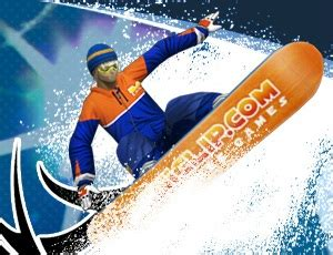 Freestyle Snowboard PrimaryGames Play Free Online Games