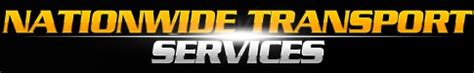 Freight and Logistics Nationwide Transport Services NTS