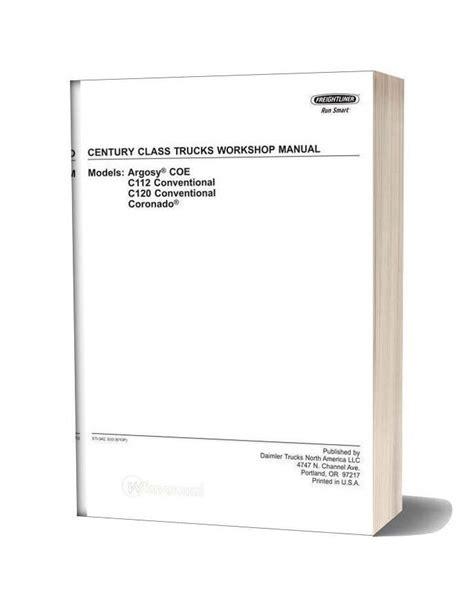 freightliner argosy step wiring diagram images freightliner century class trucks workshop manuals and