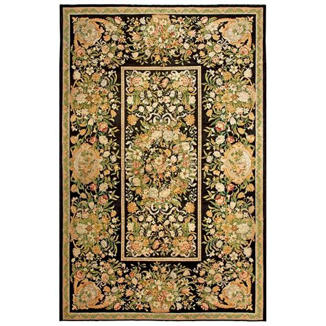 French Art Nouveau Savonnerie Carpet For Sale at 1stdibs