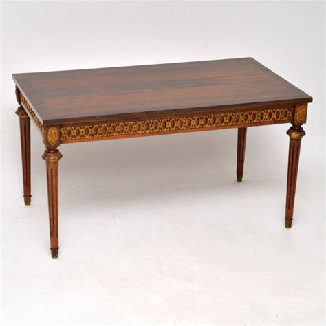 French Coffee Table eBay