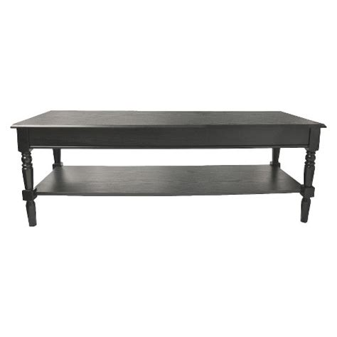 French Country Coffee Table Convenience Concepts Target